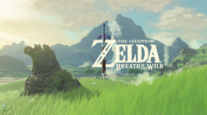 breath of the wild Legend of Zelda